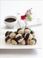 Vegetable Sesame Rice Balls
